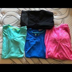 4 piece workout clothes set